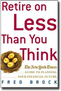 Retire on Less Than You Think book cover
